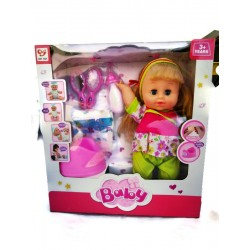 Детска кукла с функции
