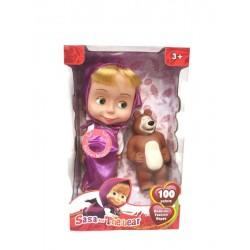 Кукла Маша и Мечока