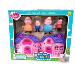 Комплект къщата на Пепа Пиг