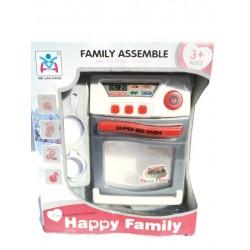 Детска печка със функции