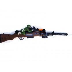 Детска пушка със звук