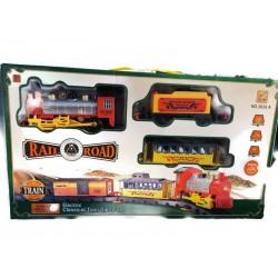 Детски влак с релси и функции