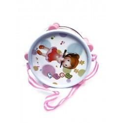 Детски розов барабан