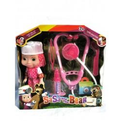 Кукла Маша Доктор