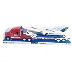 Автовоз със самолет