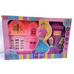 Къщата на Барби със...