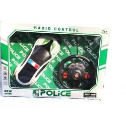 Полицейска кола с дистанционно